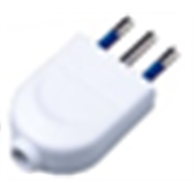 MACH POWER SPINA 16A 2P+T BIANCA MP-SA1003