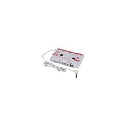 Adattatore audio a cassetta per auto per Ipod MP3 MP4 CD con jack da 3,5 mm