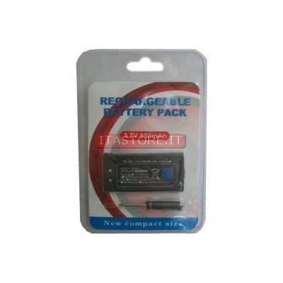 Batteria sostitutiva di ricambio 850mah per Nintendo DSI con cacciavite omaggio