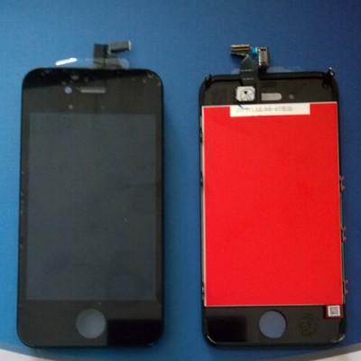 i4SB Kit Display Apple iphone 4s black completo di touch screen e frame assemblato