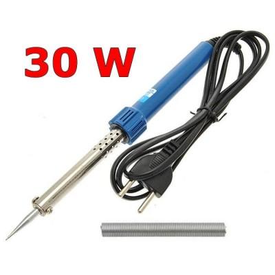 Saldatore elettrico a stagno da 30W per piccole riparazioni