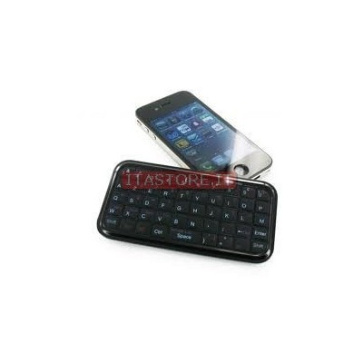 Mini tastiera bluetooth USB Qwerty per Iphone Ipad Smartphone Pc