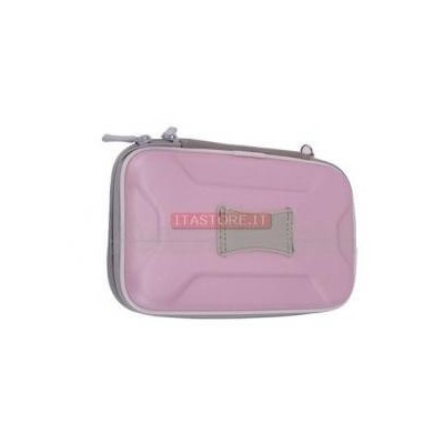 DSI 3DS XL borsa colore rosa custodia protettiva bag per Nintendo DSiXL 3DSXL