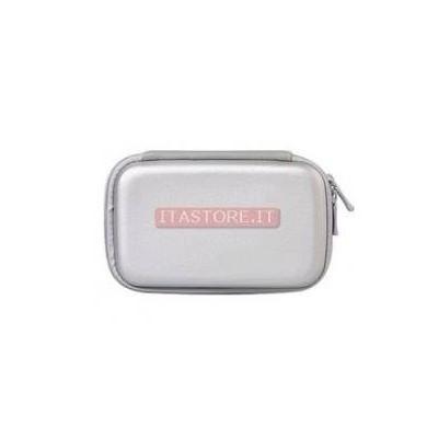 DSI 3DS XL borsa colore grigia custodia protettiva bag per Nintendo DSiXL 3DSXL