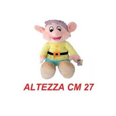 Peluche 7 nani 27 cm - Cucciolo morbido originale ufficiale Disney