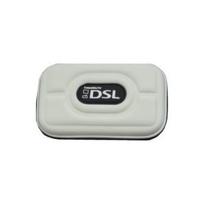 DS Lite borsa game pouch colore bianco bianca custodia protettiva bag per console Nintendo DSL