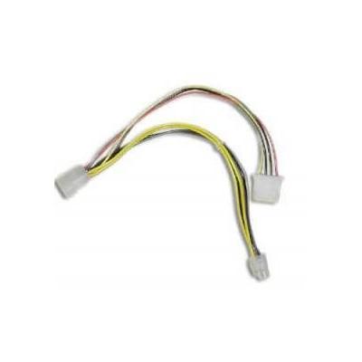 Cavo adattatore sdoppiatore per alimentazione ATX 4 pin da molex standar 4 pin lungo 15 cm