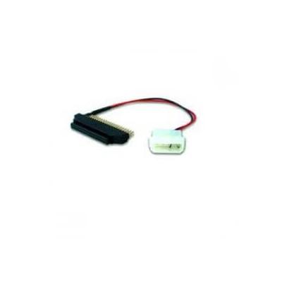 Cavo adattatore da HDD 2,5 a IDE con alimetazione per molex 4 pin lungo 15 cm
