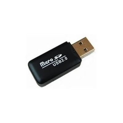 Adattatore card reader lettore micro SD a USB 2.0 veloce legge e scrive formato penna usb