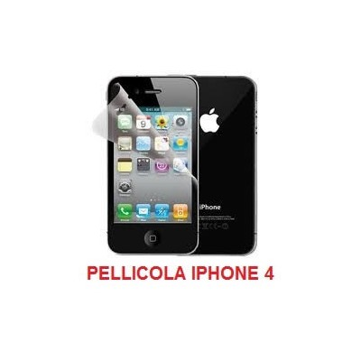 iPhone 4 Pellicola protettiva salva proteggi schermo