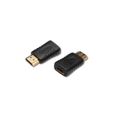 Adattatore video digitale HDMI femmina maschio 19 pin