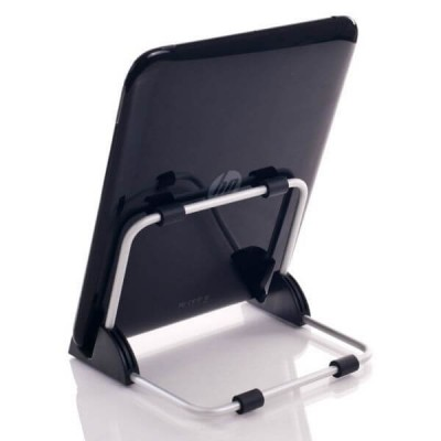 Supporto base universale da tavolo per tablet ipad samsung galaxy tab