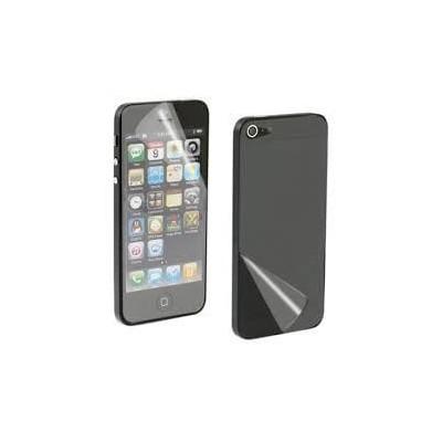iPhone 5 Pellicola protettiva fronte retro 2 pezzi