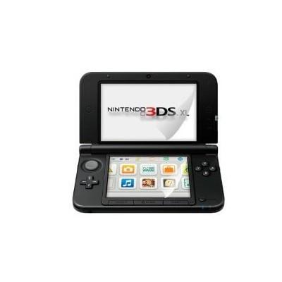 3DS XL - 2 Pellicole protettive antigraffio per schermo display Nintendo 3DS XL