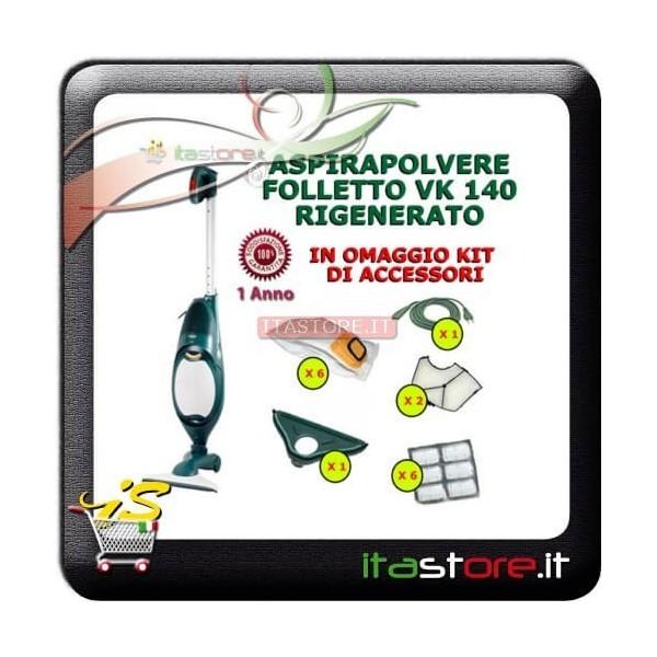 Aspirapolvere vorwerk folletto mod vk 140 rigenerato con - Folletto vk 140 rigenerato ...
