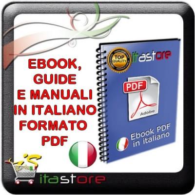 E1318 eBook Guida corso manuale di trucco bellezza make up. Completo PDF italiano