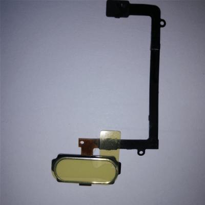 FLAT LETTORE DI IMPRONTE PER SAMSUNG GALAXY S6 EDGE WHITE SAM-0238