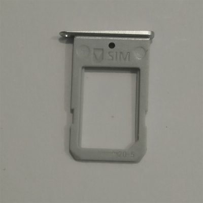 PORTA SIM CARD PER SAMSUNG GALAXY S6 EDGE WHITE SAM-0246