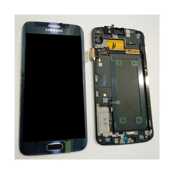 DISPLAY SAMSUNG S6 EDGE G925 BLACK GH97-17162A