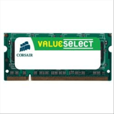RAM SO-DIMM DDR2 667MHz 1GB C5 CORSAIR VS1GSDS667D2 - PER NOTEBOOK