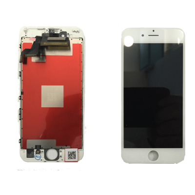 i6SW Kit Display Apple iphone 6s white completo di touch screen e frame assemblato