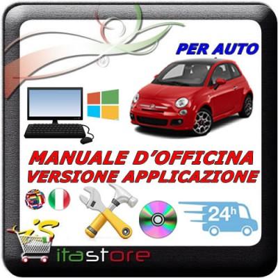 E1502 Manuale officina Fiat Nuova Panda 2003-2012 in applicazione Windows