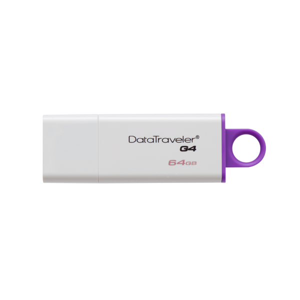 PENDRIVE FLASH USB 3.0 64GB KINGSTON DTIG4/64GB